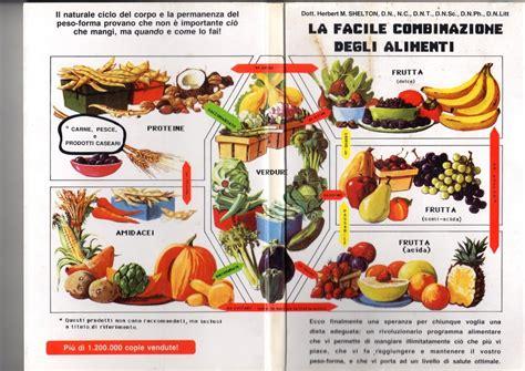 combinazione degli alimenti la facile combinazione degli alimenti di herbert shelton