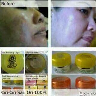 Pemutih Wajah Sari Ayu krim pemutih wajah cepat dan aman jual kosmetik murah