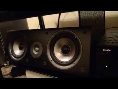 home theater setup  polk audio  harman kardon doovi
