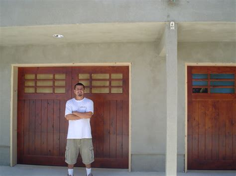 Custom Wood Garage Door Picture San Diego Garage Door Repair Custom Garage Doors San Diego