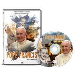 pope francis in his own words dvd st josemaria institute