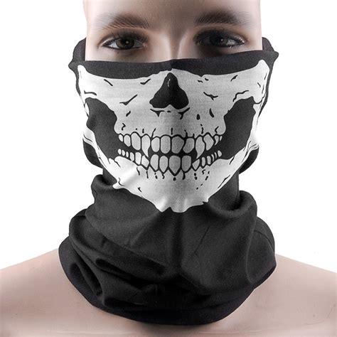 Masker Buff Ck Bandana Germany multifunctional seamless changed magic scarf costumes skull scarf mask multi