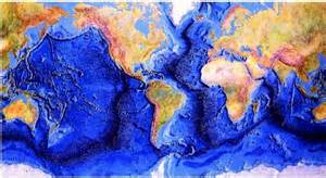 mid ridges river sea oceans types system pacific