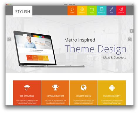themes wp the most popular wordpress themes