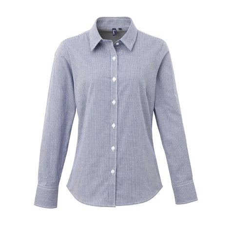 Gingham Blouse gingham check blouse