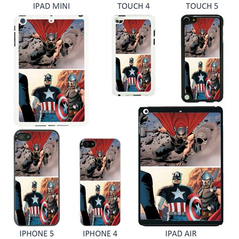 Captain America Marvel Dc Comics D0324 Iphone 7 Dc Marvel Comic Book Cover For Apple Iphone Ipod