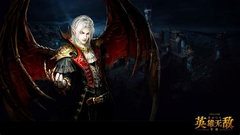 Design Your Home Online Game 21 heroes invincible vampires wallpaper 1366x768