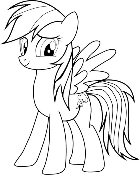 coloring in pages printable rainbow dash coloring pages best coloring pages for kids