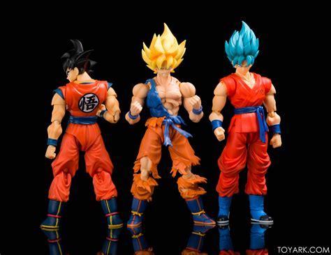 Shf Goku Awakening four awakening medal