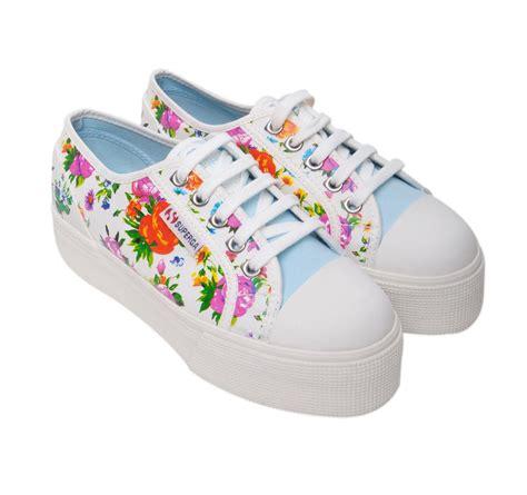 superga fiori ops object e superga le nuove sneakers floreali