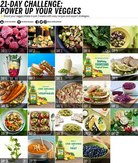 30 day vegan challenge recipes veggie challenge with health food recipes health