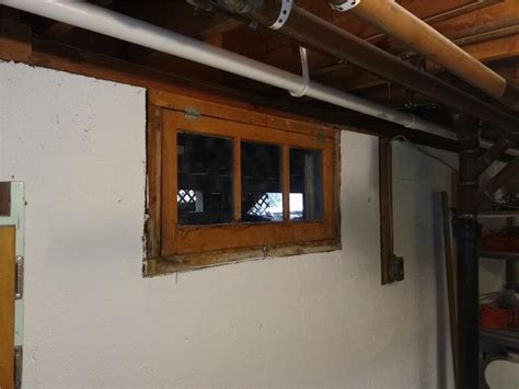 wood basement windows quality 1st basement systems photo album basement