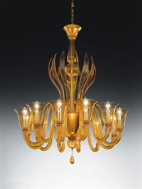Glass Pendant L by Doge 12 L Murano Glass Pendant Light Idd