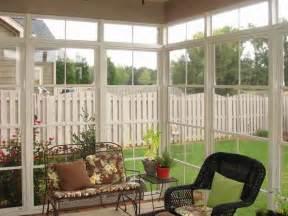 diy sunroom and porch enclosure kits youtube
