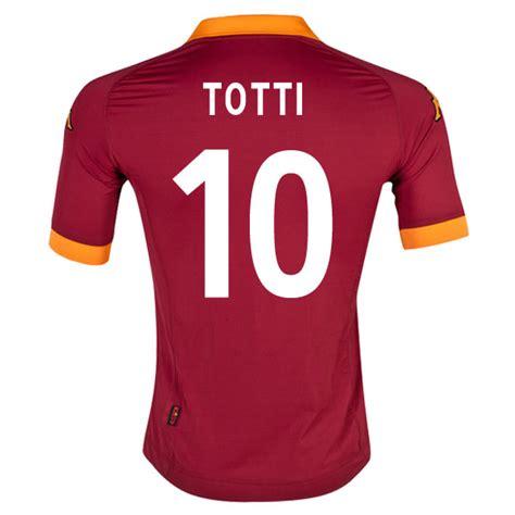 Polo Shirt As Roma 13 2012 13 roma home shirt totti 10 302pga0 28591 93