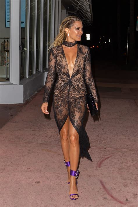 sylvie meis night   miami  celeb central