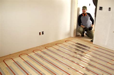 Water Heated Floors by 1000 Images About Hangar Home On House