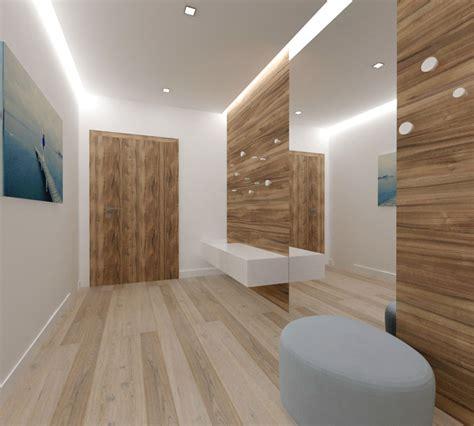 Studio Apartment Interior Design navrh interieru predsien