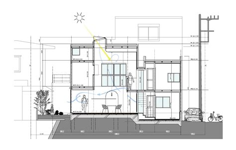 House Plans For View House gallery of house in tama plaza takushu arai architects 20