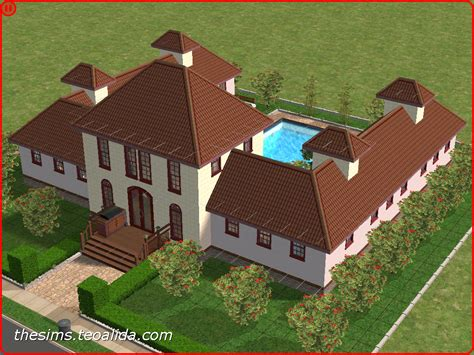 sims 2 house designs sims 2 house ideas designs layouts plans house plans luxamcc