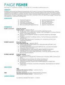 Resume Examples Finance 16 Amazing Accounting Amp Finance Resume Examples Livecareer