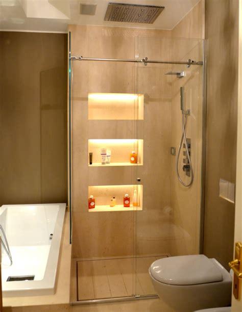 glass box doccia box doccia sagomati su vasca o muretto su misura