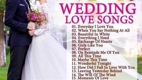 Wedding Songs Walk Down The Aisle   Best Wedding Songs