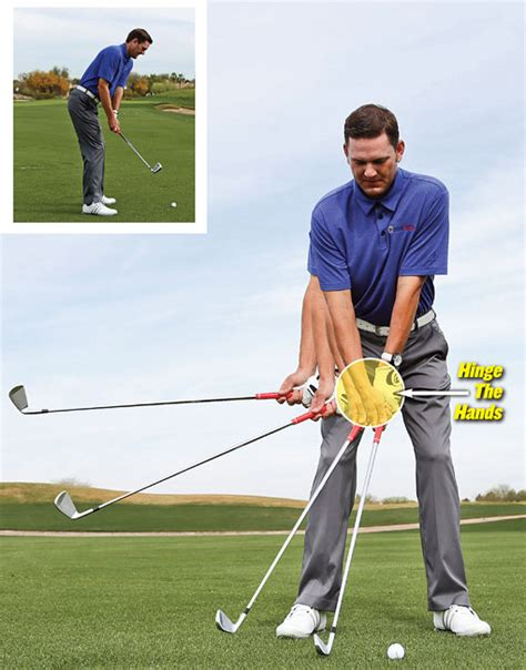 correct golf swing takeaway golf swing start your practice the correct posture