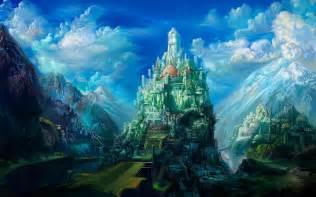 Fantasy Wallpaper by Wallpapers Fantasy Art Scenery Wallpapers