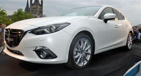 mazda hybrid mazda confirms sedan and hybrid versions of new mazda3