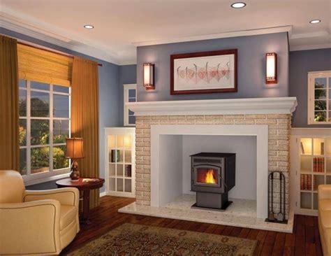 il pellet per riscaldare la casa stufe riscaldare con