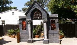 Things To Consider When Building A House Build A Cemetery Mausoleum Facade For