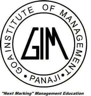 Mba In Goa Institute Of Management by Goa Institute Of Management