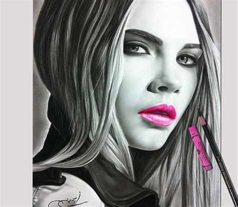 victoria beckham drawing by ayman arts