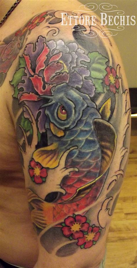koi fish tattoos cool tattoo designs ideas amp their meaning
