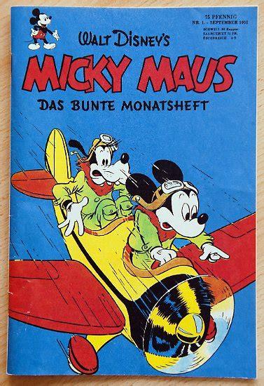 wann erschien das erste lustige taschenbuch vom quot schund quot zum dauerbrenner das micky maus magazin n