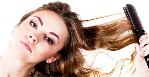 Catok An Rambut cara menggunakan catok yang benar untuk perawatan rambut