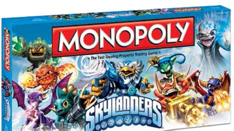 Kaos Happy Witches skylanders monopoly is now available in stores