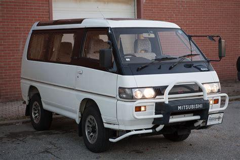 1991 mitsubishi delica 1991 mitsubishi delica right drive