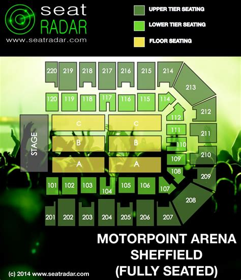 sheffield arena floor plan motorpoint arena sheffield fully seated