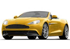 Aston Martin Colours Aston Martin Vanquish Sunbrest Yellow Color