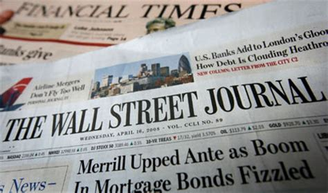 wall street journal business section wall street journal launches its own wikileaks the drum