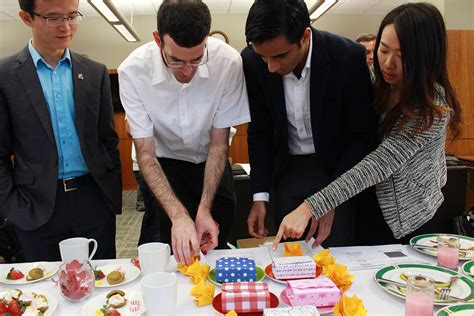 Mba Food Marketing by Mba Students Demonstrate Creative Competence Through Jiffy
