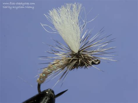 flight pattern of house flies klinkhammer special classic emerger fly tied on barbless