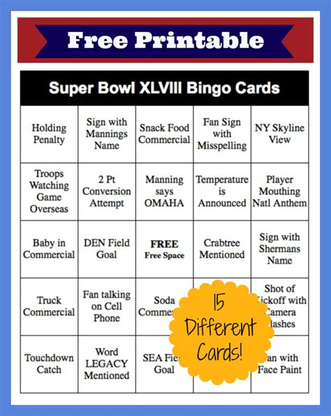 bowl card template 2014 bowl bingo cards free printable thrifty jinxy