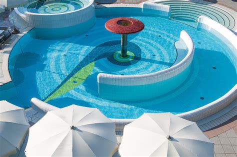grado pool swimming pool with sea water hotel savoy grado adria