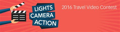 Video Sweepstakes - call for entries for travel video contest european youth press