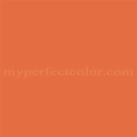 porter paints 6114 7 ripe papaya match paint colors myperfectcolor