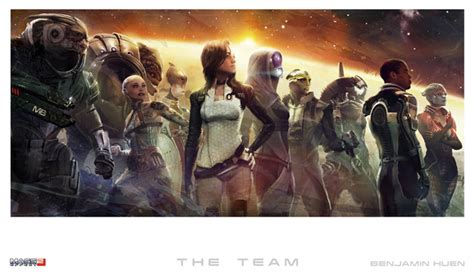 mass effect design team mass effect 3 heroism family adventure the nerd