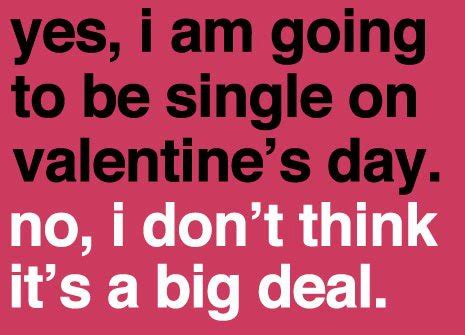 being single quotes for valentines quotesgram